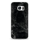 Casetastic Softcover Samsung Galaxy S7 Edge - Black Marble
