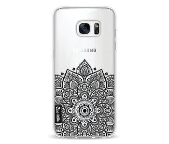 Floral Mandala - Samsung Galaxy S7 Edge