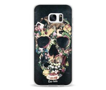Vintage Skull - Samsung Galaxy S7 Edge