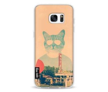 Cool Cat - Samsung Galaxy S7 Edge