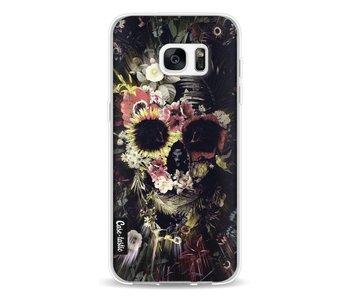 Garden Skull - Samsung Galaxy S7 Edge