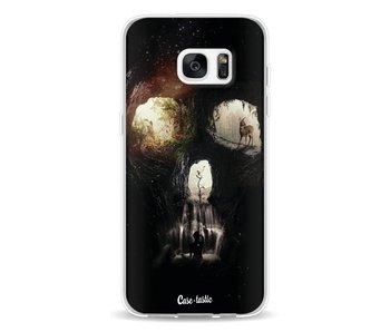 Cave Skull - Samsung Galaxy S7 Edge