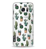 Casetastic Softcover Samsung Galaxy S7 Edge - Cactus Dream