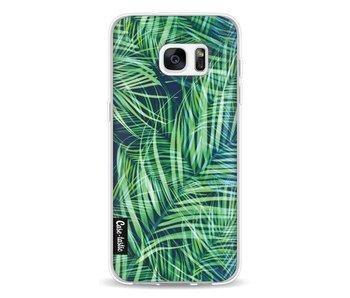 Palm Leaves - Samsung Galaxy S7 Edge