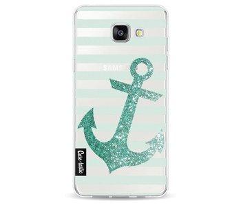 Glitter Anchor Mint - Samsung Galaxy A5 (2016)