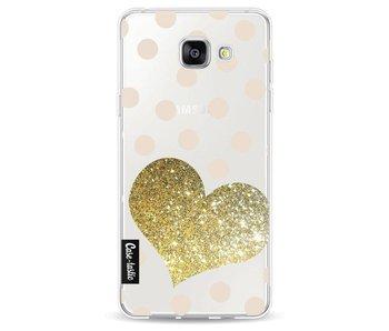 Glitter Heart - Samsung Galaxy A5 (2016)