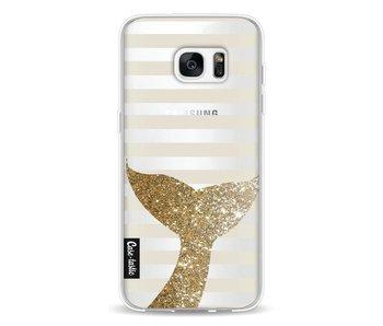 Glitter Sirene Tail - Samsung Galaxy S7 Edge