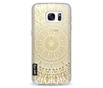 Gold Mandala - Samsung Galaxy S7