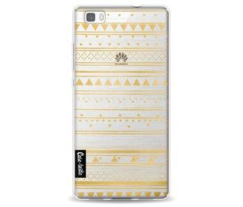 Gold Tribal - Huawei P8 Lite