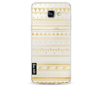 Gold Tribal - Samsung Galaxy A5 (2016)