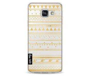 Gold Tribal - Samsung Galaxy A3 (2016)
