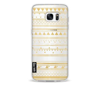 Gold Tribal - Samsung Galaxy S7 Edge