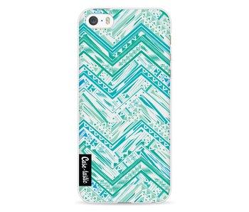 Mint Tribal - Apple iPhone 5 / 5s / SE