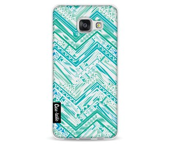 Mint Tribal - Samsung Galaxy A3 (2016)