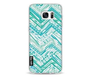 Mint Tribal - Samsung Galaxy S7 Edge