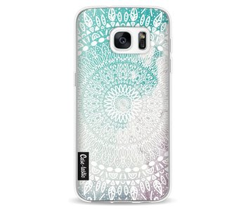 Rainbow Mandala - Samsung Galaxy S7