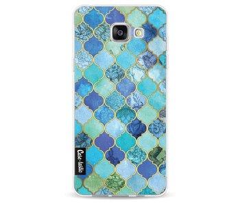 Aqua Moroccan Tiles - Samsung Galaxy A5 (2016)