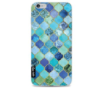 Aqua Moroccan Tiles - Apple iPhone 6 Plus / 6s Plus