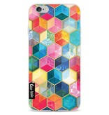 Casetastic Softcover Apple iPhone 6 / 6s  - Bohemian Honeycomb