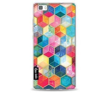 Bohemian Honeycomb - Huawei P8 Lite