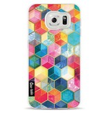 Casetastic Softcover Samsung Galaxy S6  - Bohemian Honeycomb