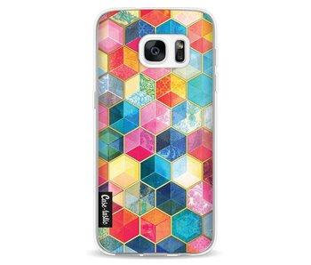 Bohemian Honeycomb - Samsung Galaxy S7