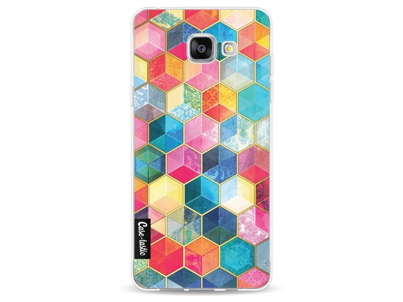 Casetastic Softcover Samsung Galaxy A5 (2016) - Bohemian Honeycomb