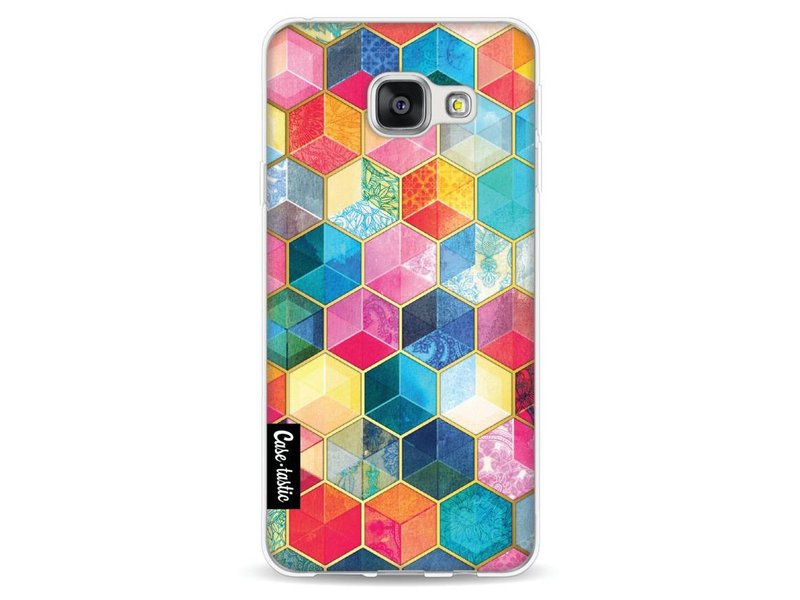 Casetastic Softcover Samsung Galaxy A3 (2016) - Bohemian Honeycomb