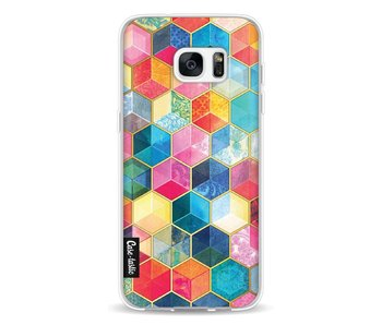 Bohemian Honeycomb - Samsung Galaxy S7 Edge