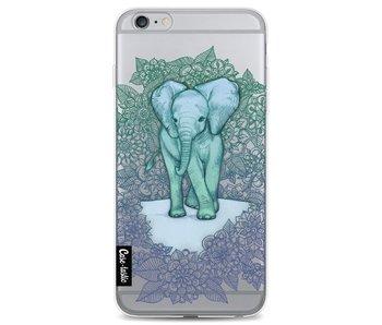 Emerald Elephant - Apple iPhone 6 Plus / 6s Plus