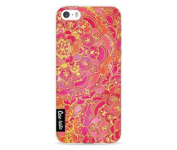 Hot Pink Barroque - Apple iPhone 5 / 5s / SE