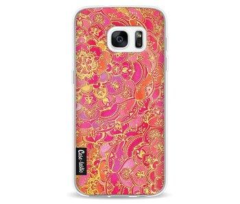 Hot Pink Barroque - Samsung Galaxy S7