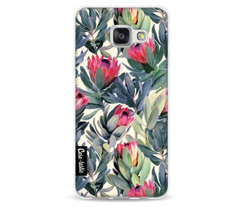 Painted Protea - Samsung Galaxy A3 (2016)