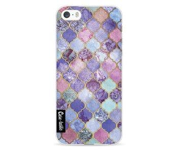Purple Moroccan Tiles - Apple iPhone 5 / 5s / SE