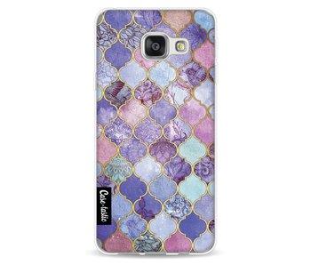 Purple Moroccan Tiles - Samsung Galaxy A3 (2016)