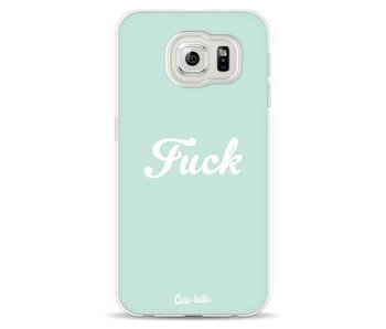 Fuck Boho Hipster Mint - Samsung Galaxy S6
