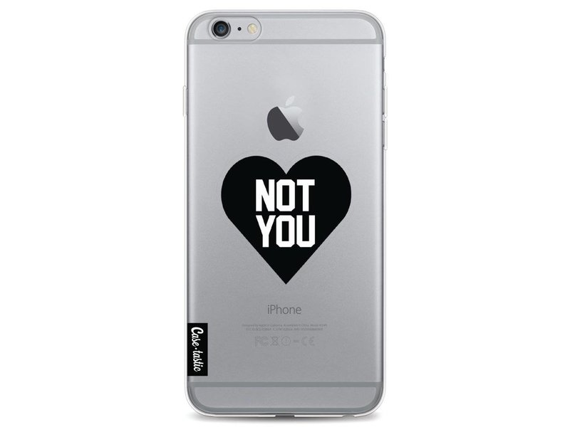 Casetastic Softcover Apple iPhone 6 Plus / 6s Plus - Not You