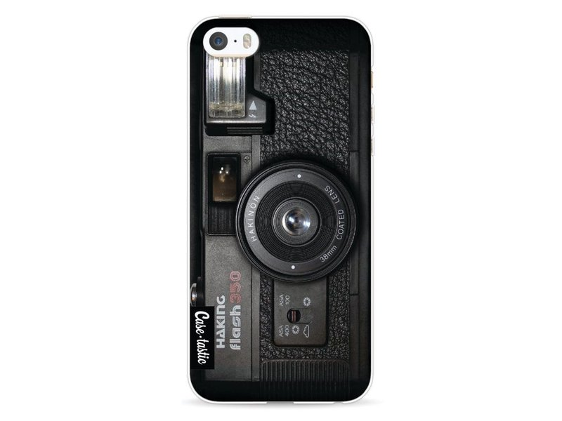 Casetastic Softcover Apple iPhone 5 / 5s / SE - Camera 2