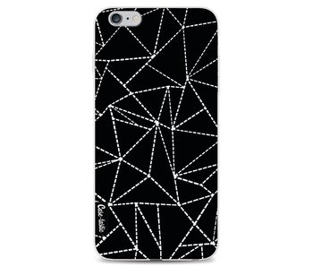 Abstract Dotted Lines Black - Apple iPhone 6 Plus / 6s Plus