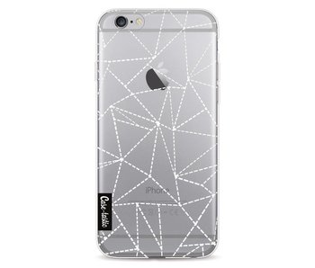 Abstract Dotted Lines Transparent - Apple iPhone 6 / 6s