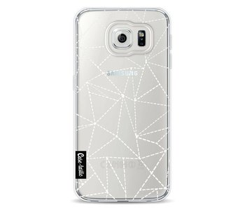 Abstract Dotted Lines Transparent - Samsung Galaxy S6