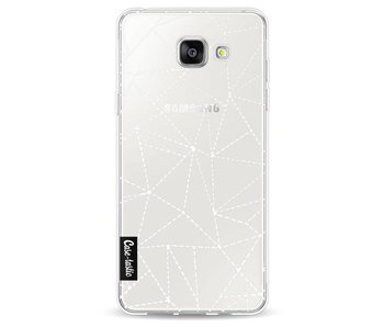 Abstract Dotted Lines Transparent - Samsung Galaxy A5 (2016)