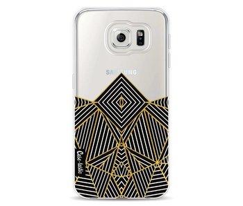 Abstraction Half Transparent - Samsung Galaxy S6