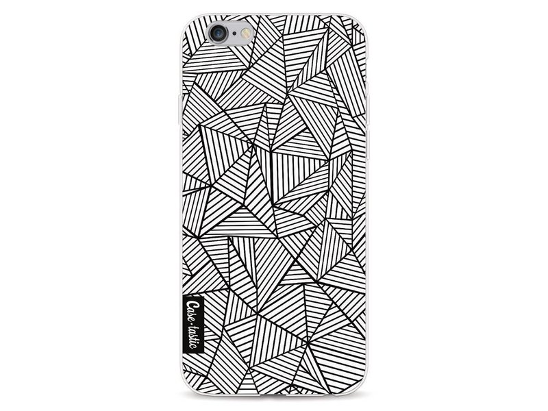 Casetastic Softcover Apple iPhone 6 / 6s  - Abstraction Lines