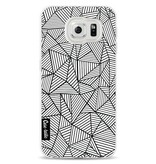 Casetastic Softcover Samsung Galaxy S6 - Abstraction Lines