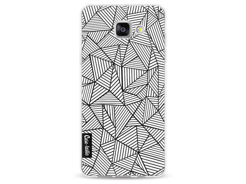 Casetastic Softcover Samsung Galaxy A5 (2016) - Abstraction Lines