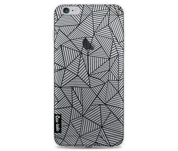 Abstraction Lines Transparent - Apple iPhone 6 Plus / 6s Plus