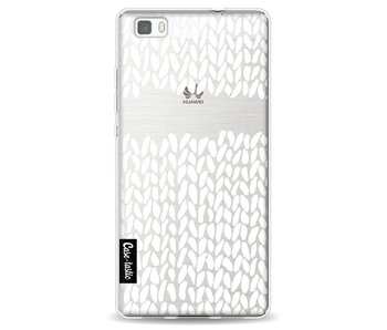 Missing Knit Transparent - Huawei P8 Lite