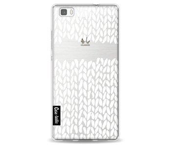 Missing Knit Transparent - Huawei P8 Lite