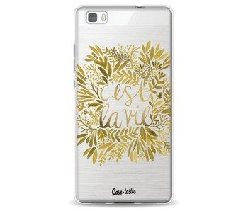 Cest La Vie Gold - Huawei P8 Lite